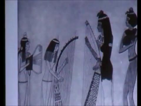 Cordófonos Polifónicos 2 - Arpas Egipcias y Mesopotámicas - Prof. Manuel Lafarga