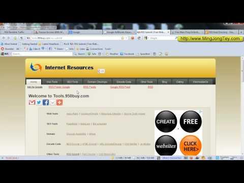 Massive Backlinks Via Rss Feeds Aggregators - Get Indexed Faster And More Link Juice
