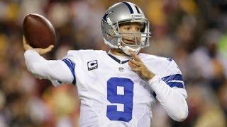 Who is Tony Romo?