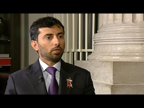 """UAE Energy Minister Suhail Al Mazroui: """"We will not rely on oil"""""""