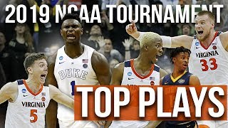2019 NCAA Tournament Best Sets | Top Plays & X's & O's | NCAA Tourney Breakdown