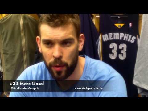 Marc Gasol vs. Chicago Bulls