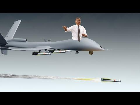 Dozen Killed As Obama Violates Obama's Drone Policy
