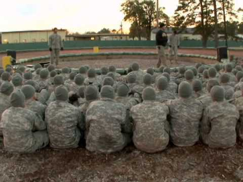 Ranger school students learn close combat fighting techniques Image 1