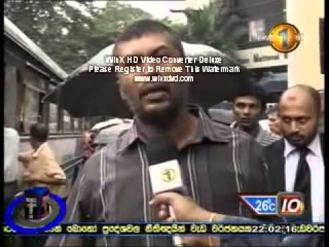 Disaster in Sri Lanka Sirasa Tv News 1st 10 O' Clock Sinhala News - 10 01 2013 .mp4