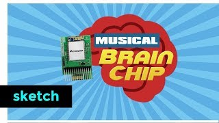 Klokko - Musical Brain Chip | Sketch | Het Klokhuis