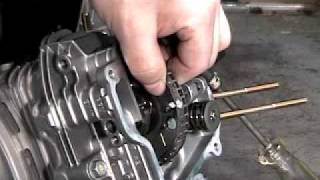 Cylinder Head Removal and Installation on a Subaru EX Series Engine