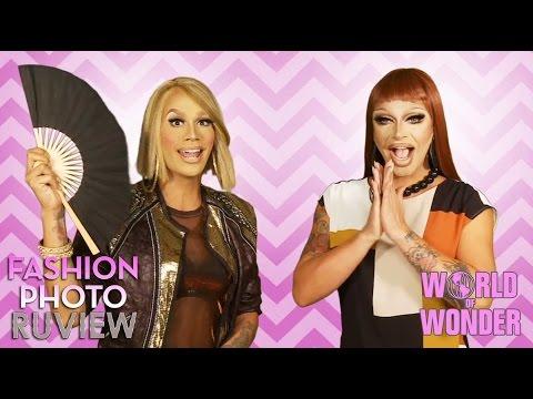 RuPaul's Drag Race Fashion Photo RuView with Raja & Raven - Fan Edition