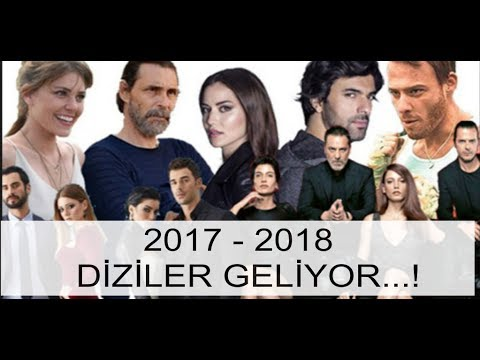 2018 de Başlayacak Diziler - Yeni Sezon Dizileri ...