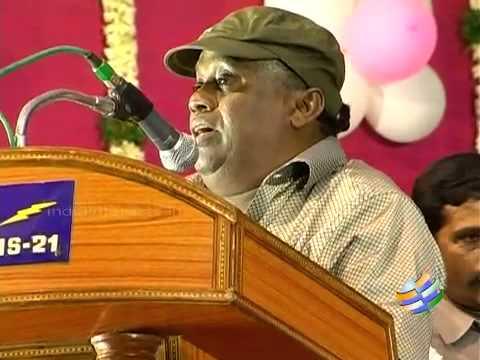 Senthil At Rajinikanth Birthday Celebration