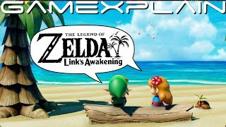 What Makes the Zelda: Link's Awakening Remake So Dreamy? - DISCUSSION (No Spoilers Until 28:12)