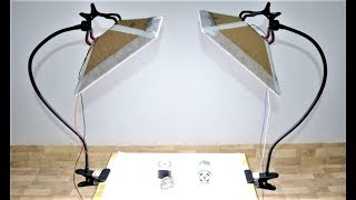 How to Make SoftBox Lights for YouTube Channel