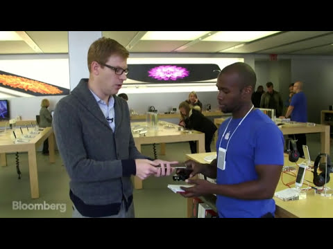 How Apple Pay for iPhone 6 Works in Real Stores