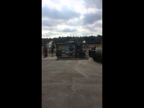 Lily sings at Saratoga Horse Expo