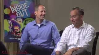 Inside Out Interview With Writer/director Pete Docter and Producer Jonas Rivera
