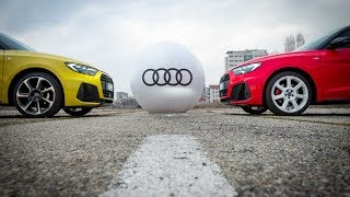 Audi A1 Sportback - Epic Mode ON