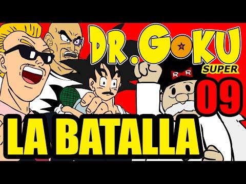 media video de goku la gerra de los dioses