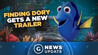 Latest Finding Dory Trailer Features Laughter, Tears, and Squid - GS News Update