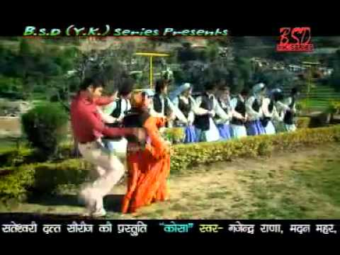 new gadwali song r.joshi