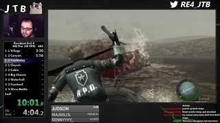 Resident Evil 4 NG Pro 30 FPS - 1:41:38