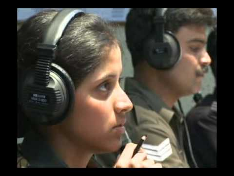 Indian Air Force Training video