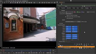 Planar Tracker: NUKE tutorial by Escape Studios