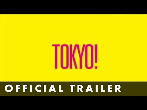 TOKYO! - ON DVD MAY 25