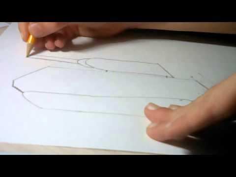 Видео как нарисовать танк Маус