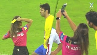 When Referees Trolls Football Stars