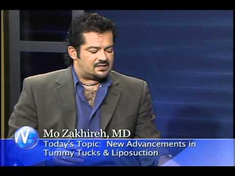 Dr. MoZakhireh plastic surgeon, Tummy Tucks and Liposuction Palm Springs with Randy Alvarez
