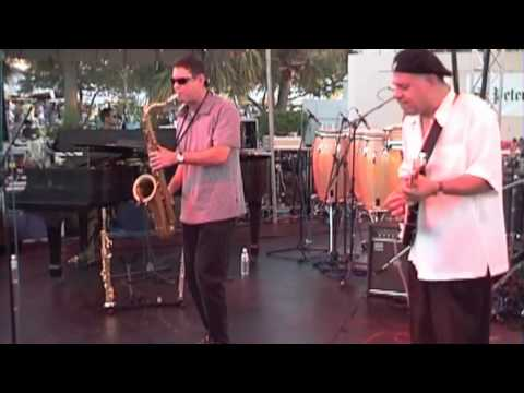 The Ray Obiedo Group Clearwater Jazz Festival 1998