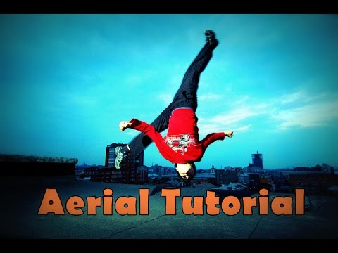 Обучалка по маховому сальто - Aerial Tutorial | Как сделать колесо без рук туториал - MeteorRed