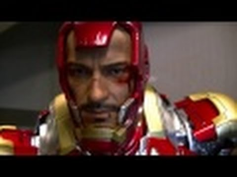 Hot Toys Iron Man 3 Mark 42 Part 2 of 2