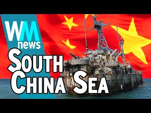 10 South China Sea Dispute Facts - WMNews Ep. 54