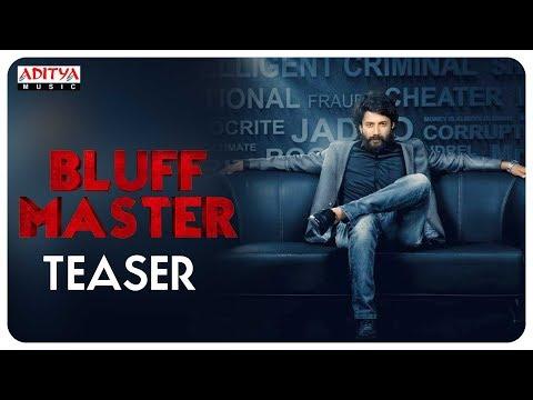 Bluff Master Teaser || Satya Dev, Nandita Swetha || Sunil Kasyap || Gopi Ganesh