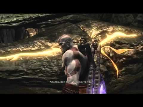 God of War III - Memorable Quotes