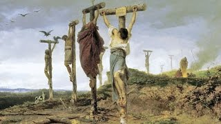 What Romans said about crucifixion