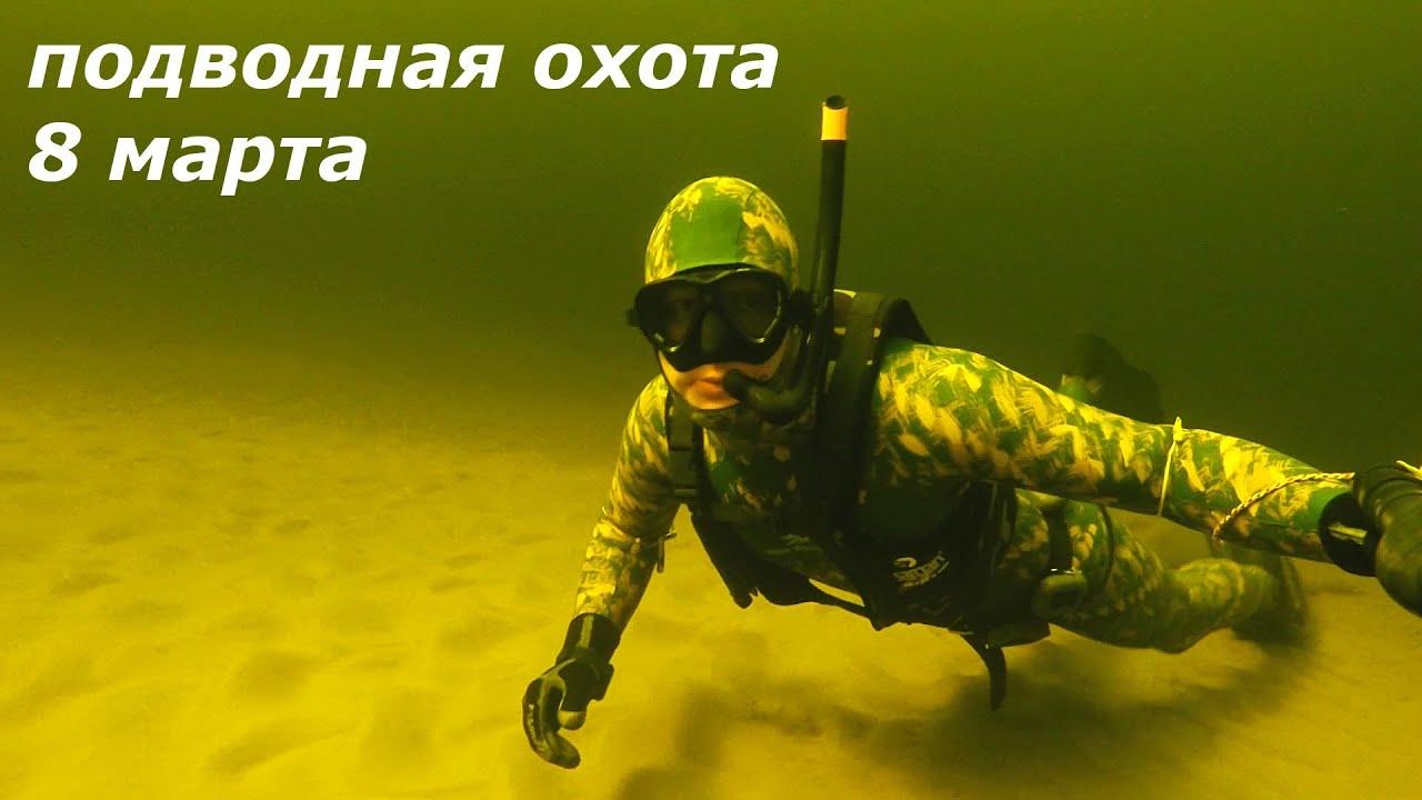 Прикольные поздравления подводному охотнику