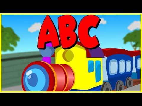 Lagu ABC | Kereta Api | Lagu Anak Indonesia | Lagu Anak Anak Terpopuler