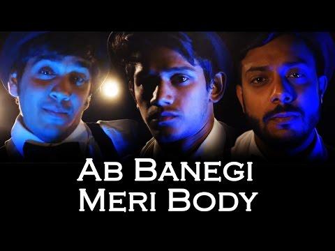 Ab Banegi Meri Body | Ed Sheeran - Shape Of You Parody Cover | RealSHIT thumbnail