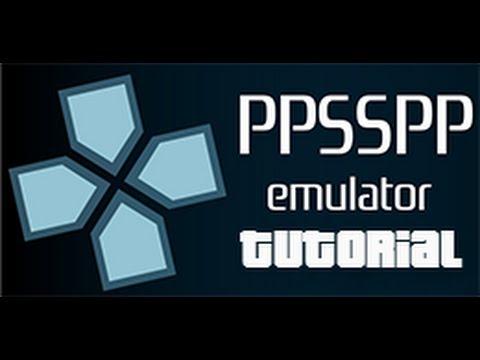 Tutorial PPSSPP Emulador PSP para Windows 8