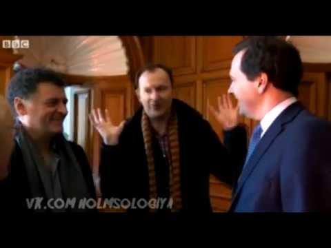 """BBC News: на съемках третьего сезона """"ШЕРЛОКА"""""""