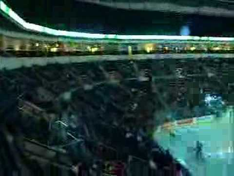 2006 - 07 Manitoba Moose Pre Game Intro Video