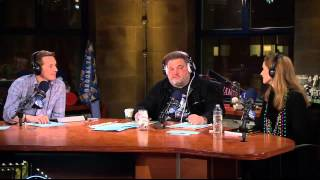 The Artie Lange Show - Laura Cayouette (Part #1) - In The Studio