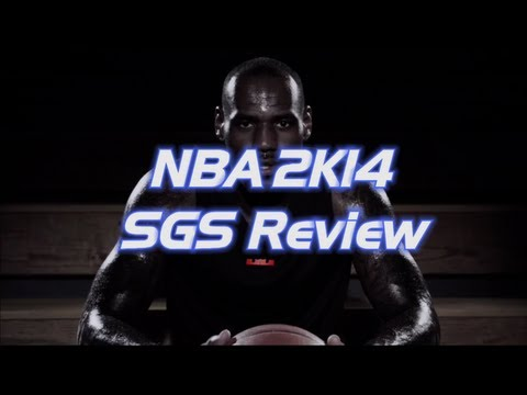 SportsGamerShow -  NBA 2K14 Review