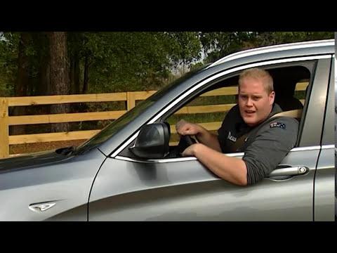 New 2010 BMW X3 roadtest