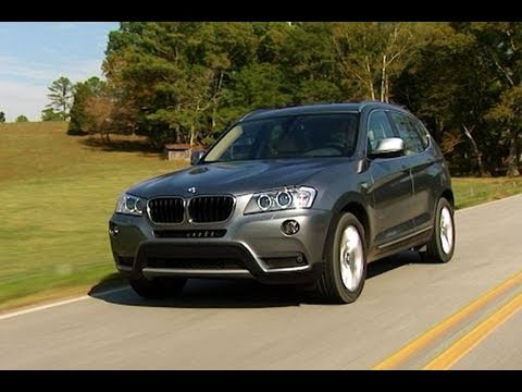New 2010 BMW X3 roadtest