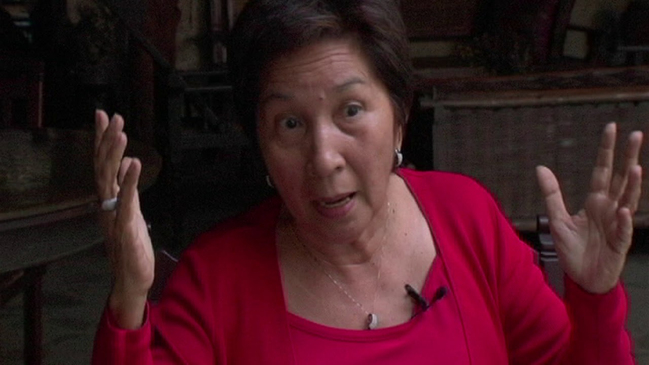 Give Up Tomorrow: Winnie Monsod reacts to Supreme Court Decision