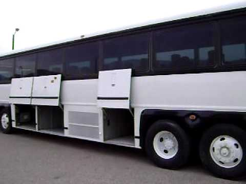 http://www.lasvegasbussales.com has a lot of used coaches for sale all