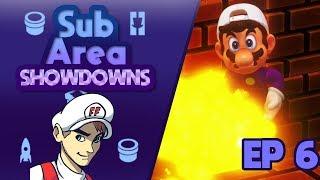 "Super Mario Odyssey Sub Area Showdown w/ FearsomeFire - Ep 6 | ""I can save it!"" ""NO WAY"""